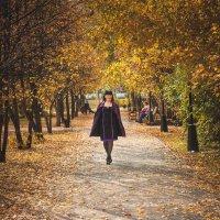 Осень :: Олег Бондаренко