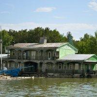 старая пристань :: Дмитрий Конев