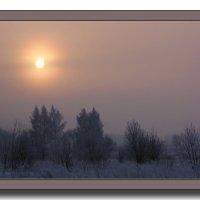 Зимний вечер. :: Ирина Нафаня