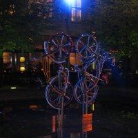 На одной из улиц Берлина ночью :: Яна Чепик
