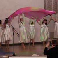 Танец белых журавлей :: Екатерина Василькова