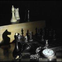 закончена игра... часы остановились...... :: Валерия  Полещикова