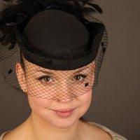 Девушка в шляпке :: Biget