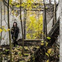 Мой дом заброшен :: Мохнатыч Борода