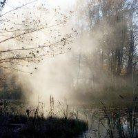 Smoke on The Water (см. описание) :: Юрий Цыплятников