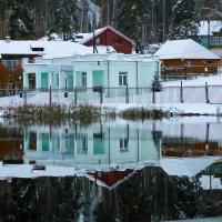 Сквозь зеркало :: Светлана Игнатьева