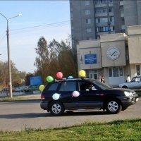 Праздничный выезд :: Нина Корешкова