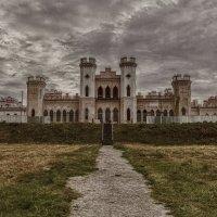 Дворец Пусловских :: Светлана Шакирзянова