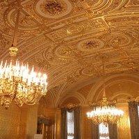 Золотая гостиная :: Елена Павлова (Смолова)