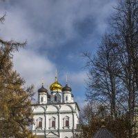 Иосифо-Волоцкий монастырь. Успенский собор. :: Михаил (Skipper A.M.)