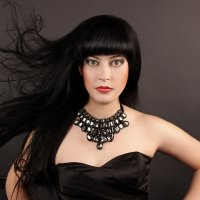 Фото для рекламы сети магазинов Vorona Collection :: Митя Бородин