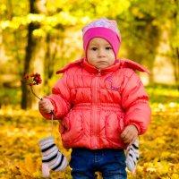 Малышка- рябинка. :: Инта