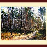 Осень на пруду :: Лидия (naum.lidiya)