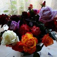 Последние розы с дачи... :: Тамара (st.tamara)