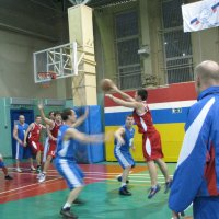 Спартакиада. Баскетбол. :: victor maltsev