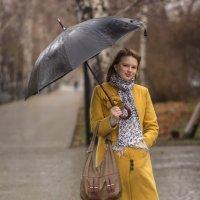 прогулки под дождем :: Eva Gri