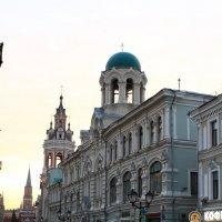 Никольская улица :: Сергей Галкин