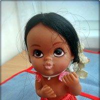 Куколка Амизи из Каира :: Нина Корешкова