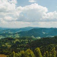 Карпаты :: Iryna Kychma