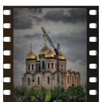 Строительство Храма :: Татьяна Кретова