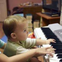 будущая пианистка :: Мария Климова