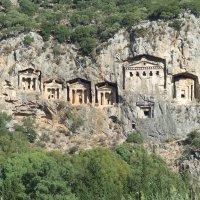 Лекийские гробницы.Дальян.Турция :: Anton Сараев