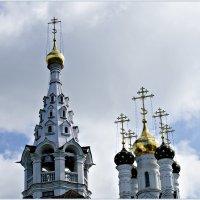 Купола храма. :: Валерия Комова