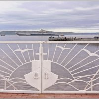 Североморские ворота в море :: Кай-8 (Ярослав) Забелин