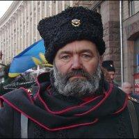Где ты сейчас бравый казак. Майдан 2013. :: Ирина Нафаня
