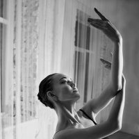 Балерина :: Евгения Воронина
