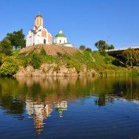 Храмы над Росью.город Белая Церковь.Украина. :: Vladimir Kushpil