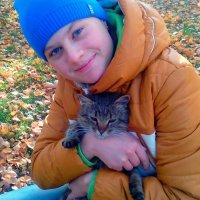 *blue eyes* :: Аня Андрейчук