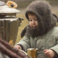 Деревенская малышка :: Алёна Кин