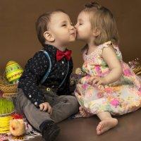 детская любовь :: Алёна Кин