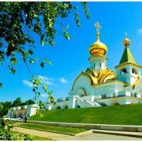храм :: Наталья Мерзликина
