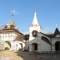 Церковь Введения Пресвятой Богородицы во Храм в Раево :: Александр Качалин
