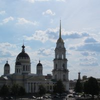 Спасо-Преображенский собор. Рыбинск :: Алла Рыженко