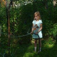 Если поливать лопату, что вырастет? :: Светлана Лысенко