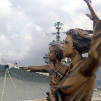 Памятник надежде :: Олег Барзолевский