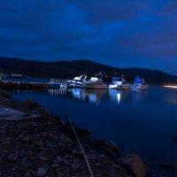 Ночная бухта :: Anton Tolstonogov