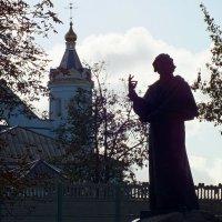 Новогрудок.Памятник Адаму Мицкевичу. :: Александра Михайлина