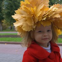 Осенний эльф :: Ольга Гайченя