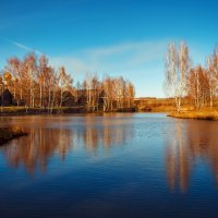 пейзаж :: Людмила Степанова