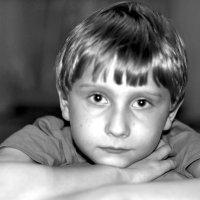 Взгляд из детства :: Анна Никонорова