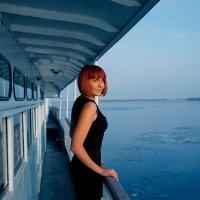 зимняя поездка на дачу :: Alexander Varykhanov