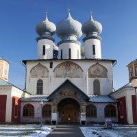 Тихвинский Богородичный Успенский мужской монастырь. :: Лазарева Оксана