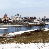 Тихвинский Богородичный Успенский мужской монастырь :: Лазарева Оксана