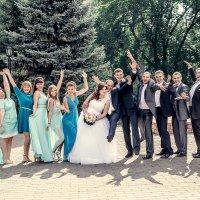 Свадьба Валентины и Александра :: Нина Трушкова