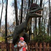 Парк динозавров :: Александр Парамонов
