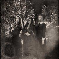 Три сестры :: Анна Анхен
